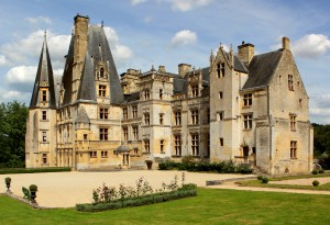 Chateau Fontaine Henry 01 - copie