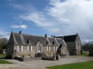 Corps de labbaye_Location gite Normandie